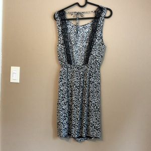 Garage dress Embroidered lace size XS
